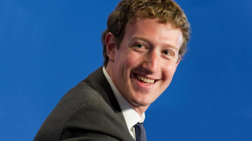 Success Totally Committed Mark Zuckerberg