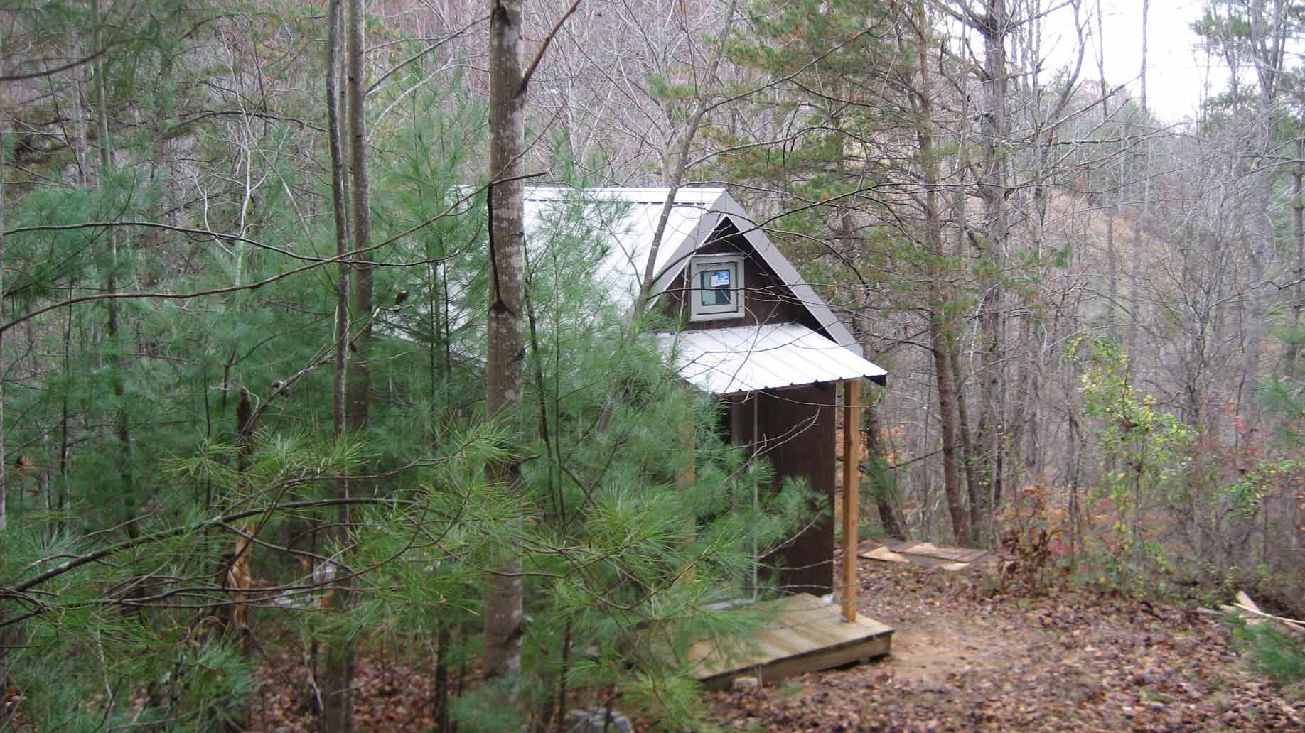 tiny house photo by Laura LaVoie