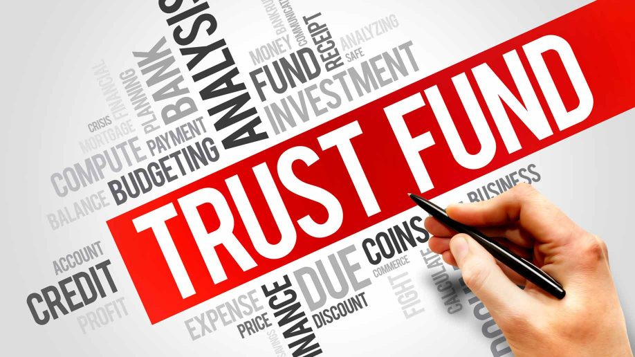 how to set up a property trust fund
