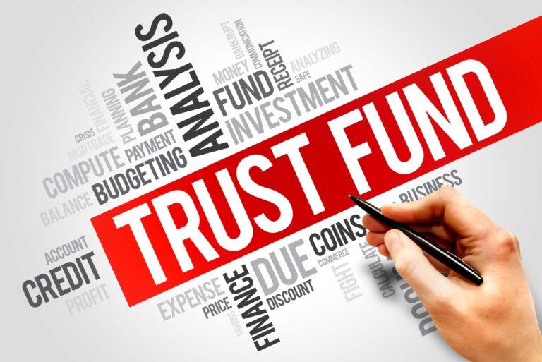 Trust Fund Types Setup