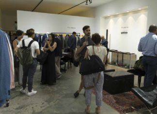 pop-up store in new york city, photo by lev radin