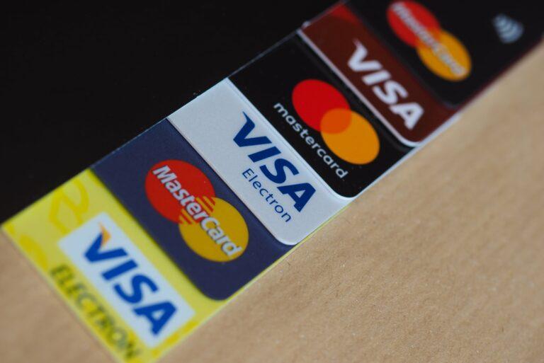 Visa Clear Prepaid Card