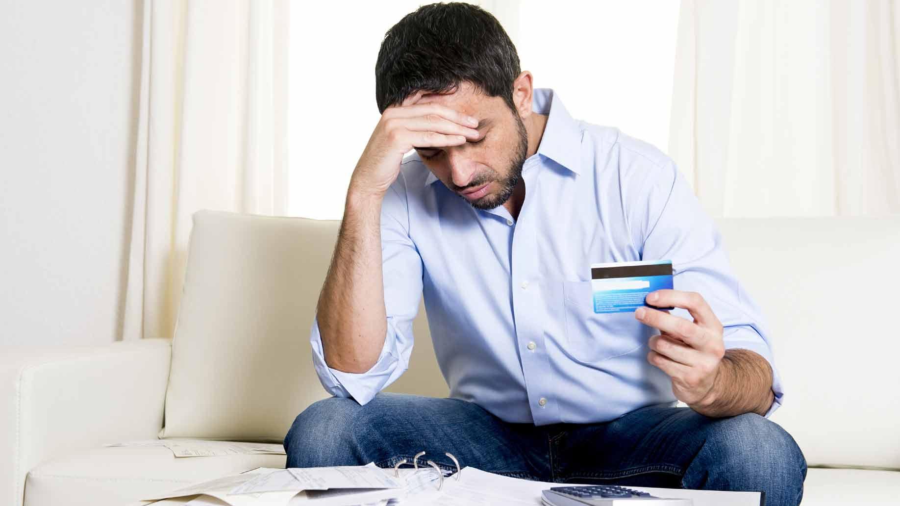credit card bills