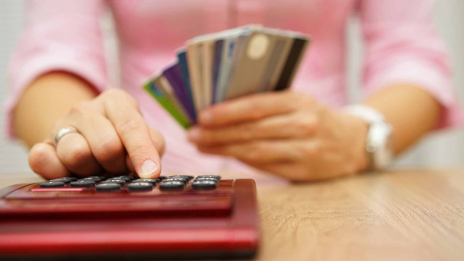 credit cards can help with record keeping