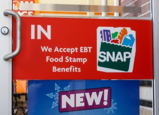 Ebt Food Stamp Snap Program Supermarket