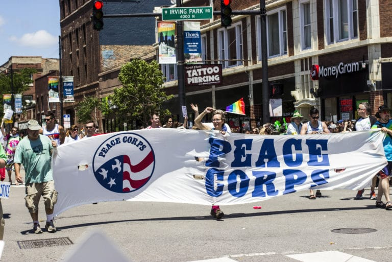 Join Peace Corps