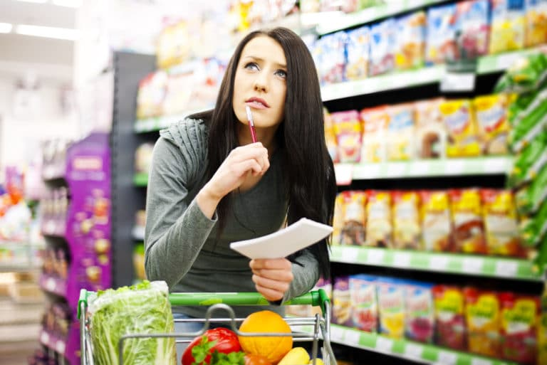 Making Grocery Price Book