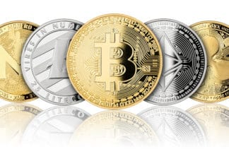 Array Cryptocurrency Coins