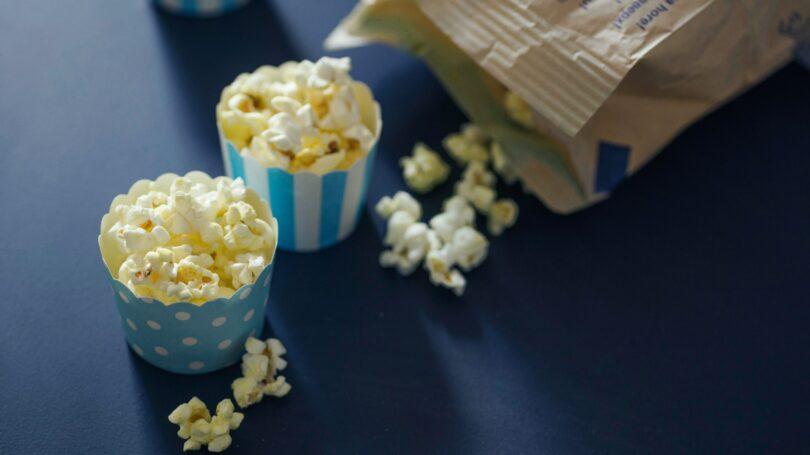 Bagged Microwave Popcorn