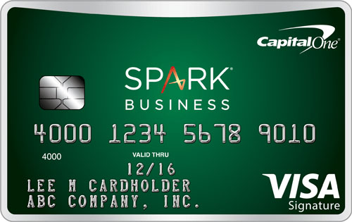 capital one spark cash business credit card - Visa Business Credit Card