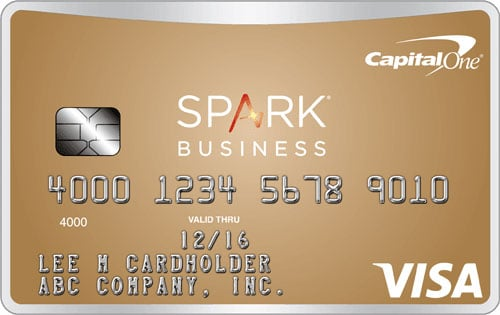 17 best small business credit cards of 2018 reviews comparison capital one spark classic business credit card reheart Images