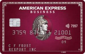 American Express Business Plum Card