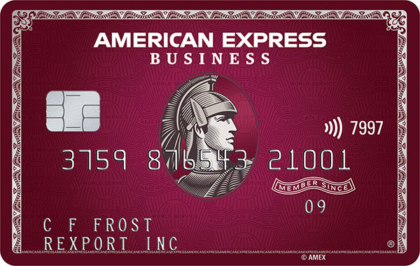 American Express Business Plum Card