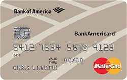 bankamericard secured card