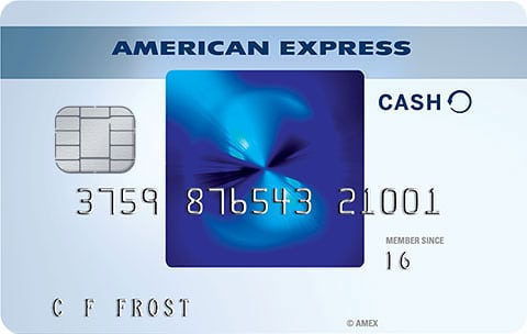 american express blue cash card