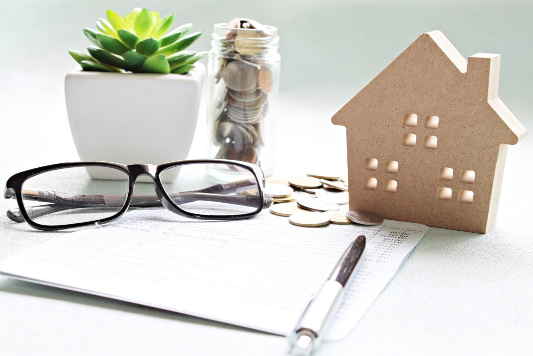House Real Estate Mortgage Cost Investment Budgeting Financing