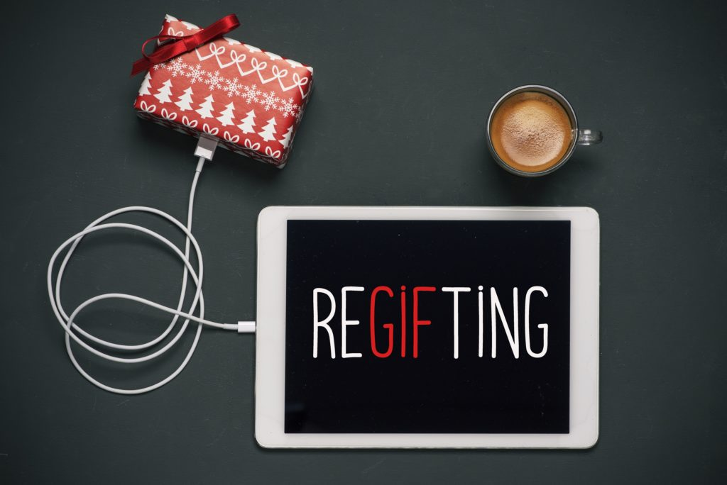 Regifting Tablet Charging Charger