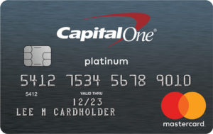 capital one secured mastercard