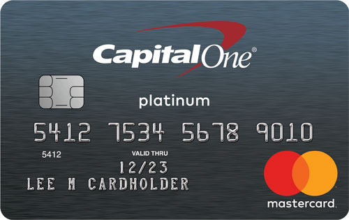 6 best secured credit cards to rebuild credit for 2018 capital one secured mastercard reheart Images