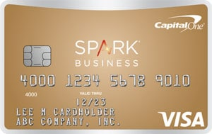 Capital One Spark Classic Business Credit Card