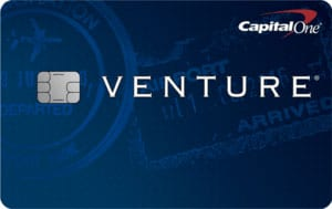 capital one venture credit card