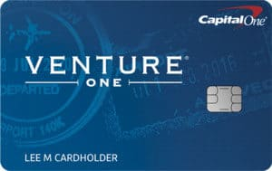 capital one ventureone credit card