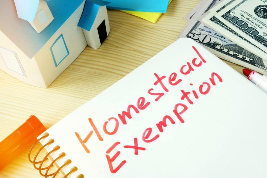 What Is the Homestead Exemption - Definition, Tax & Legal Treatment