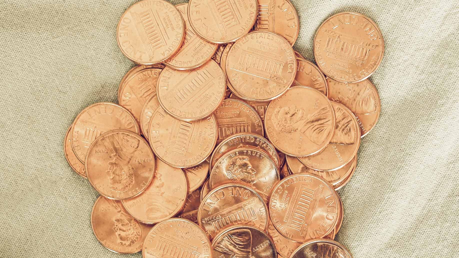 pennies usa america stocks