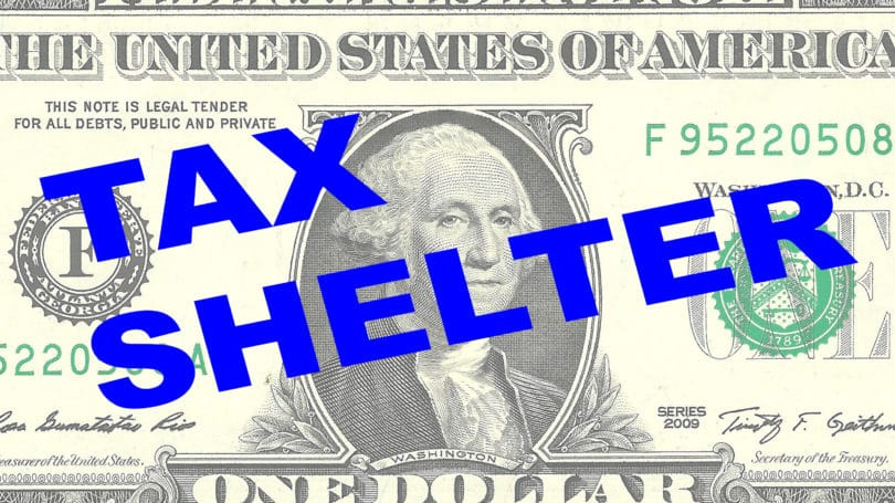 Investing Tax Shelter