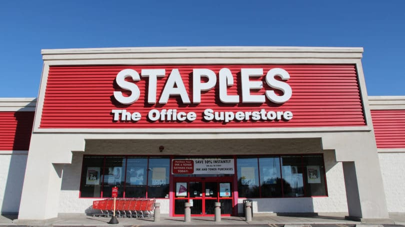 Staples Price Match Guarantees