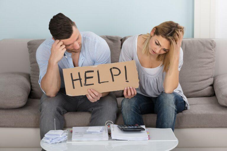 Couple Money Help