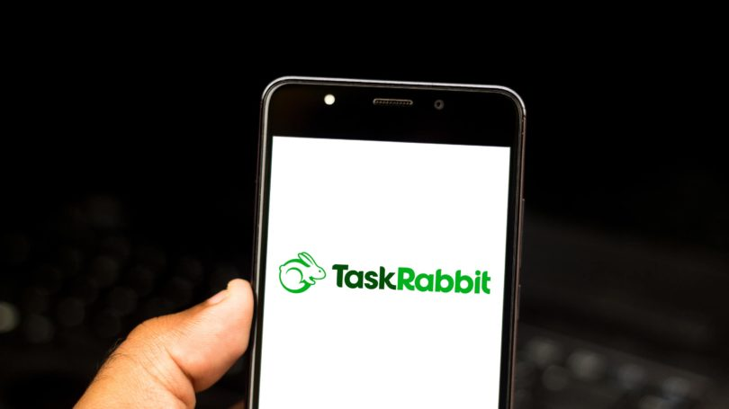 Taskrabbit Logo Cellphone Company