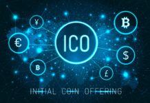 Ico Initial Coin Offering Cryptocurrency Constellation Galaxy