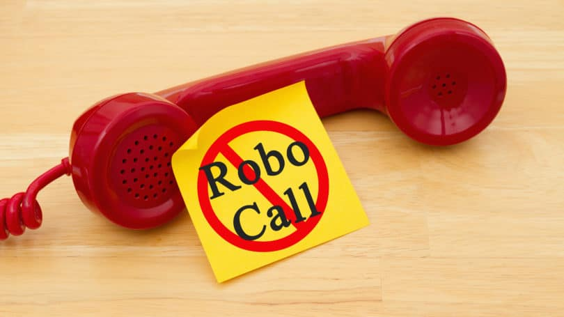 Robocalls Scams Fake