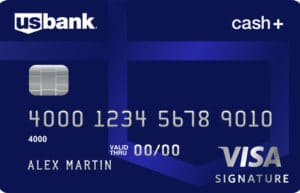 us bank cash plus visa signature