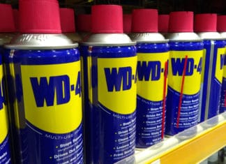 Wd 40 Uses Around House