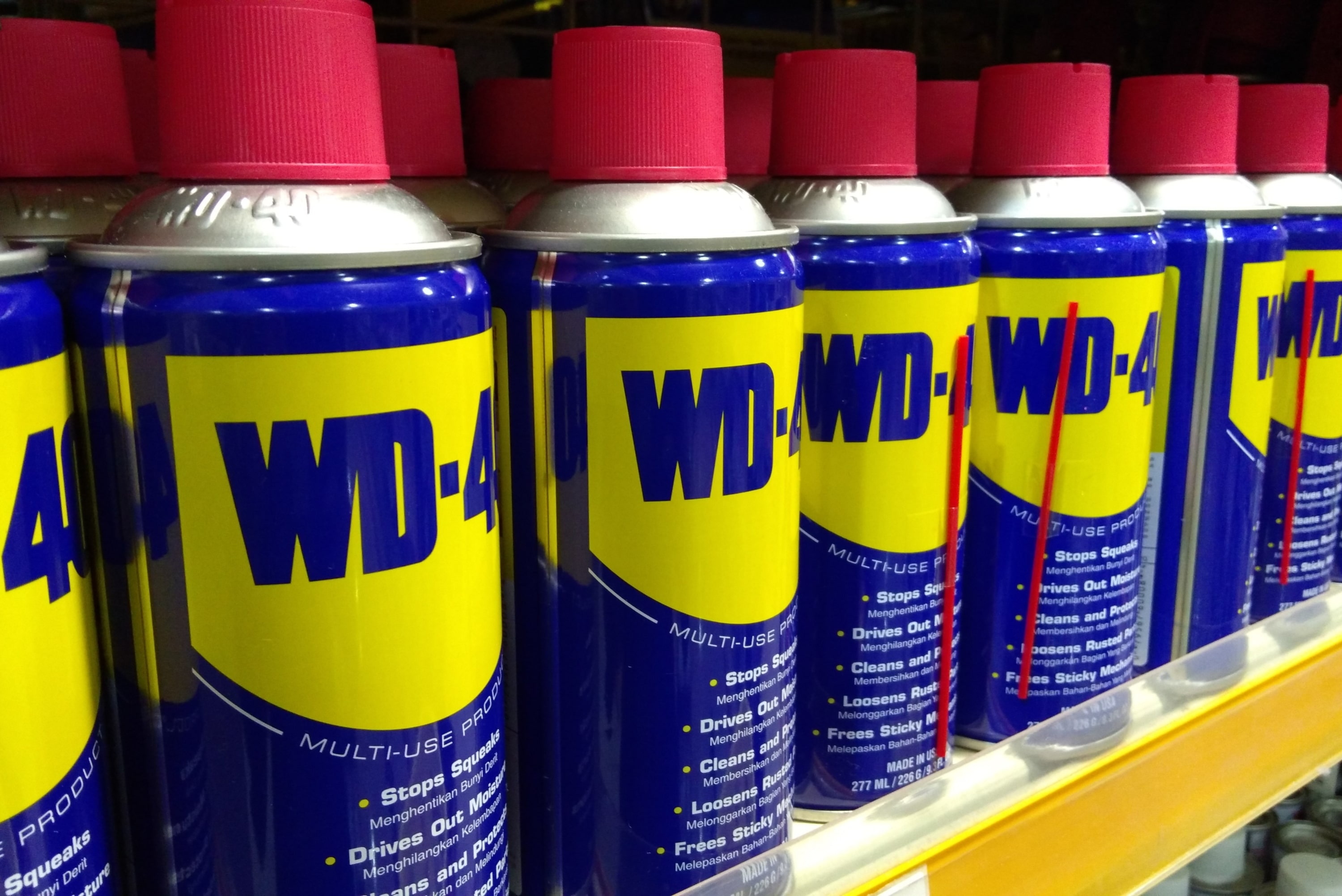 18 great wd-40 uses for around the house