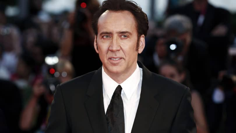 Hollywood Royalty Nicolas Cage