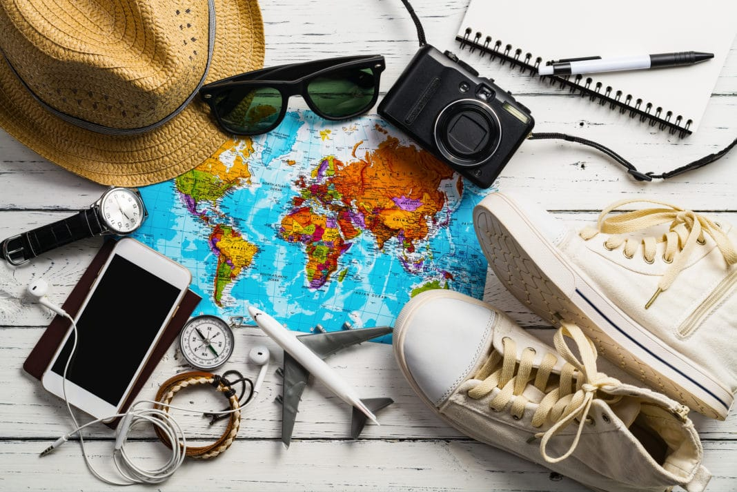 International Travel Save Money Time