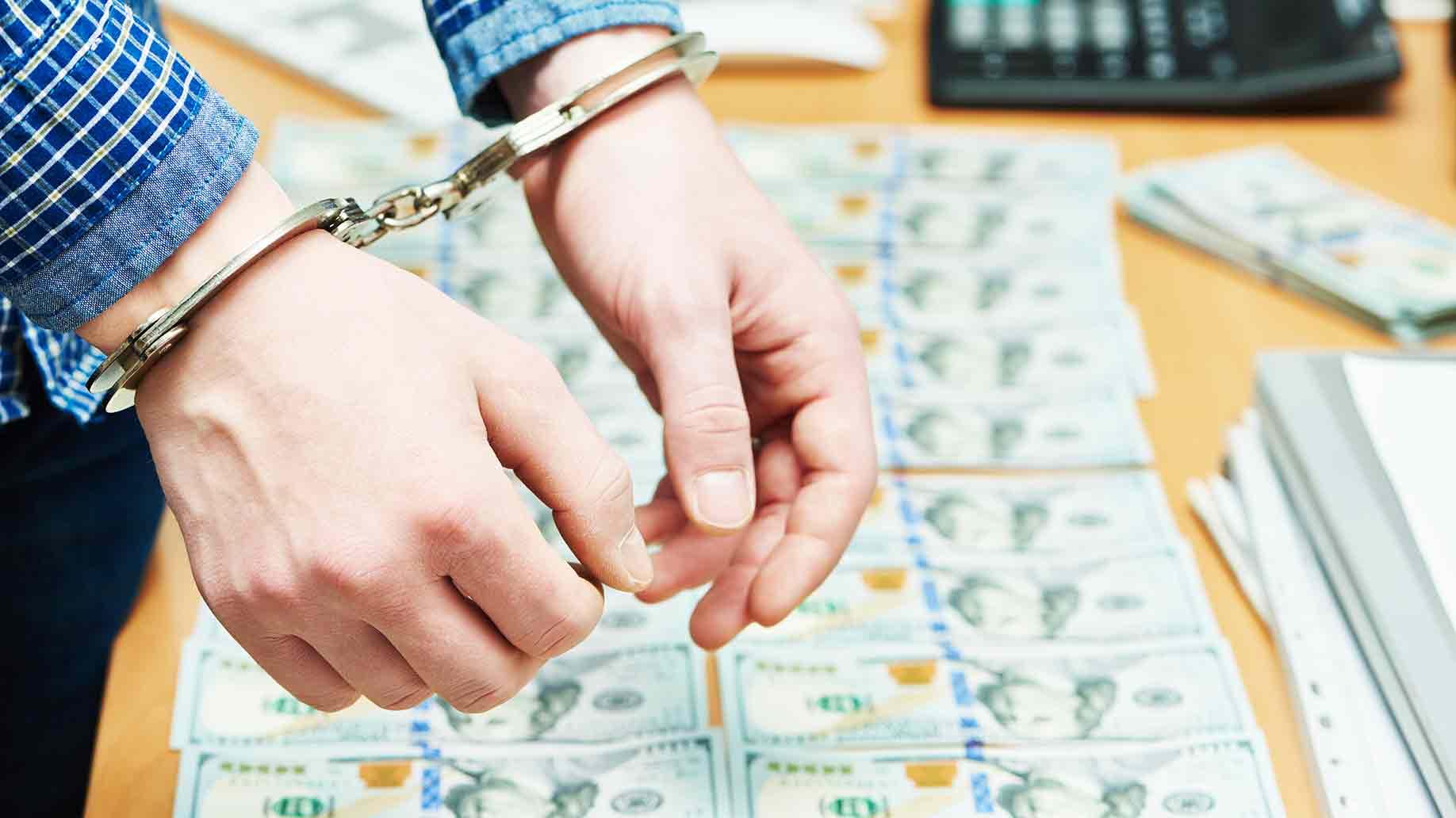 common money laundering schemes