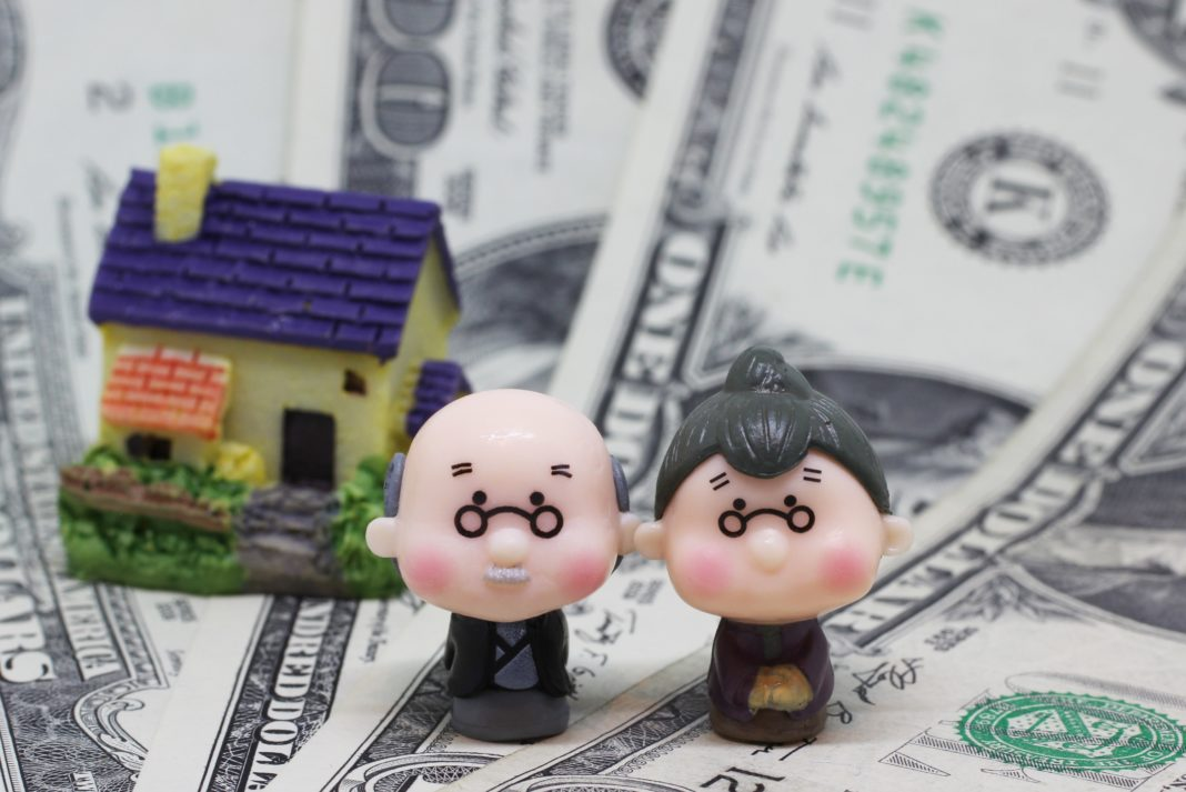 Aging Parents Retiring Home Cash