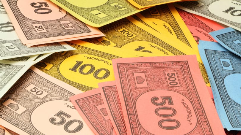 Give Children Fake Money