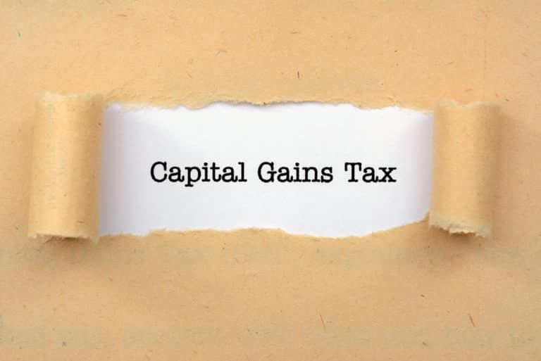 Reduce Avoid Capital Gains Tax Property