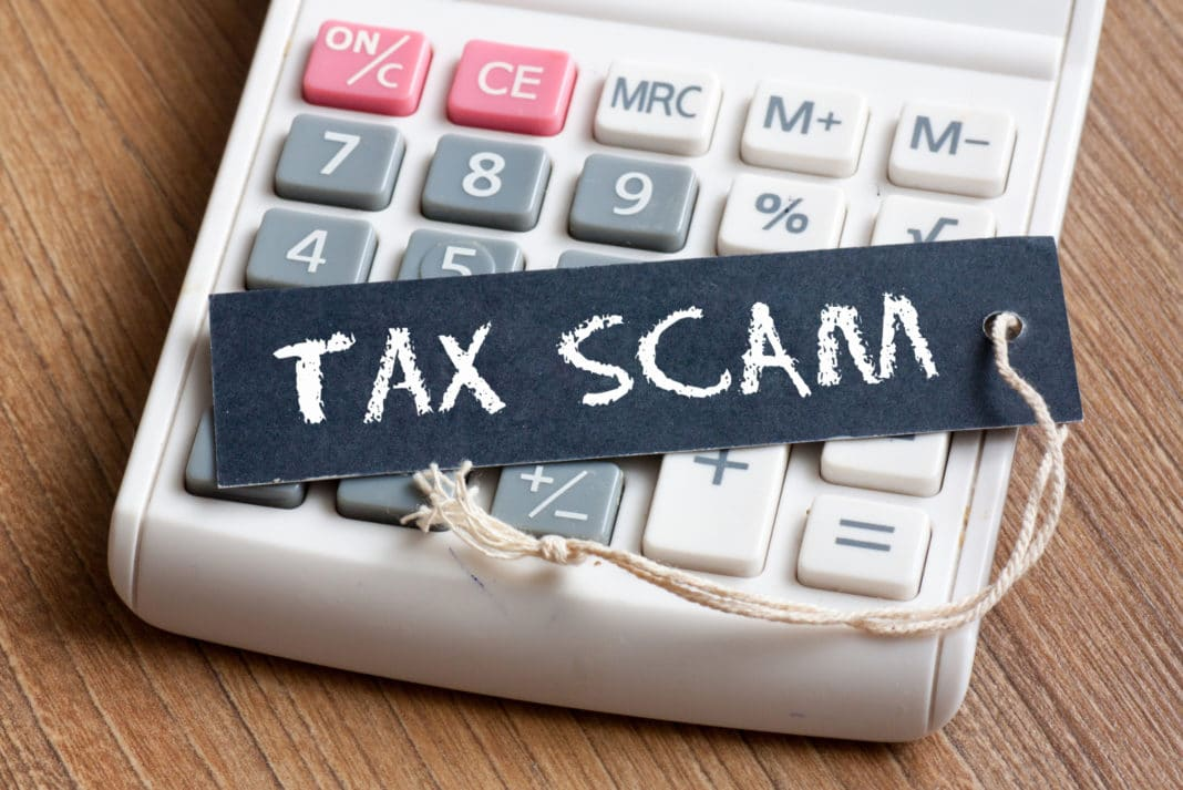 Tax Scam Calculator