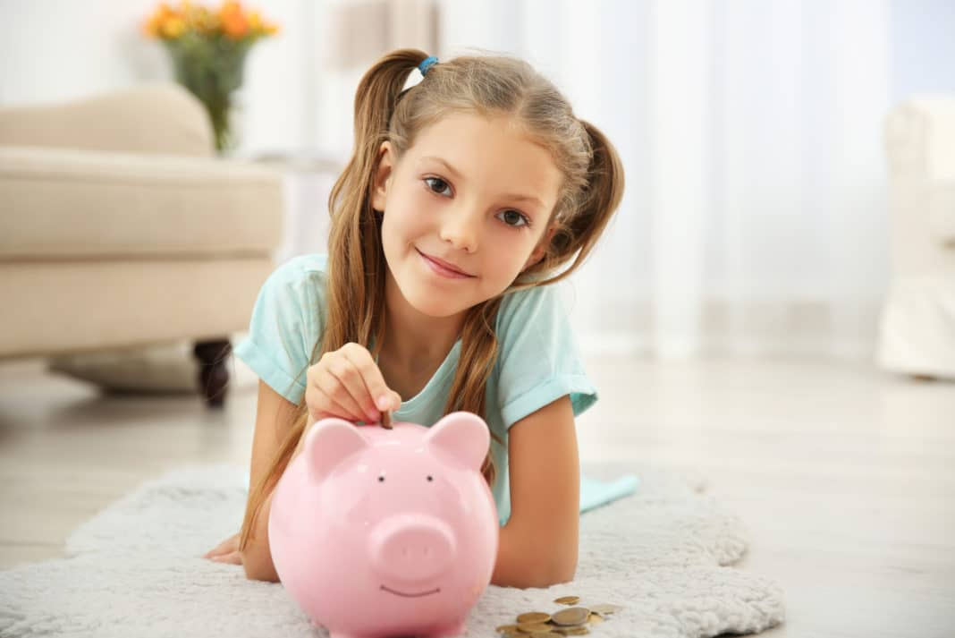 Teaching Kids Save Money
