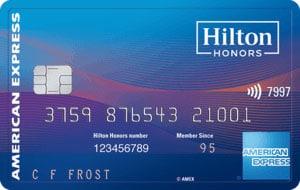 American Express Hilton Honors Surpass Card