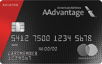 barclays aadvantage aviator red world elite mastercard