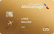 citi aadvantage gold world elite mastercard