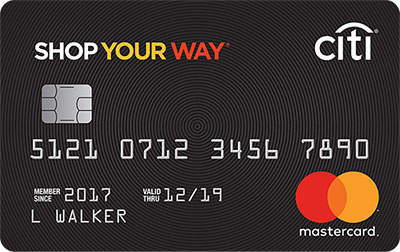 Citi Mastercard Sign In >> Shop Your Way Sears Mastercard Review