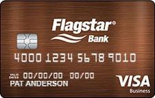 flagstar visa business cash card